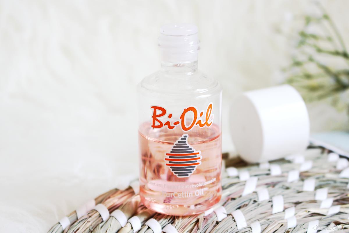 Pourquoi j'ai STOP à Bi-Oil