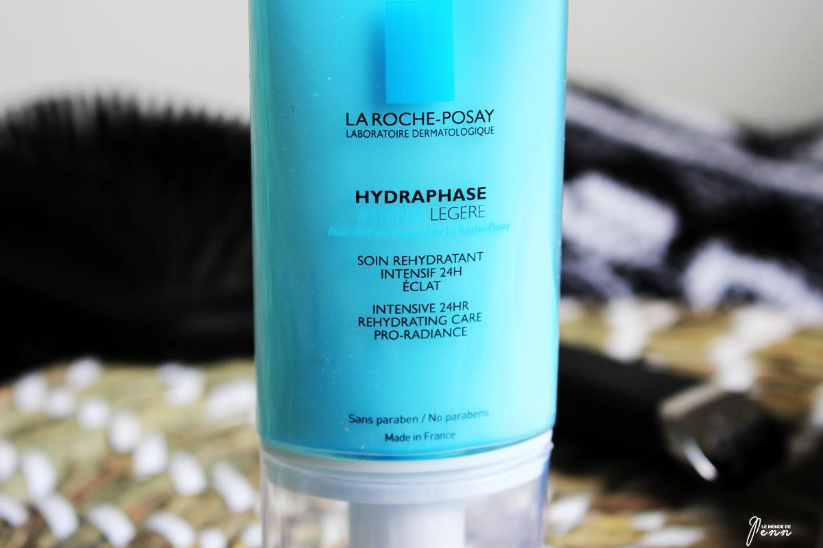 Le soin Hydraphase Intense Légère de La Roche Posay : l'hydratant intense des peaux mixtes et sensibles ?