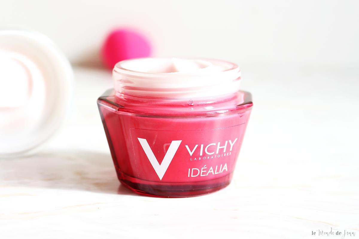 Vichy Idealia Crème Visage : véritable coup de cœur
