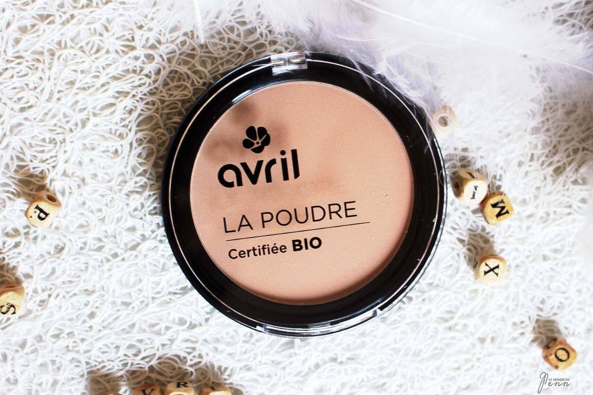 J'ai testé le maquillage Bio Avril : premières impressions
