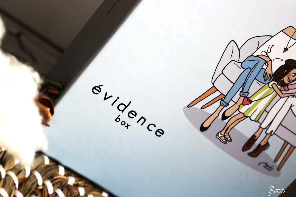 La Box Evidence de Mai : un contenu parfumé