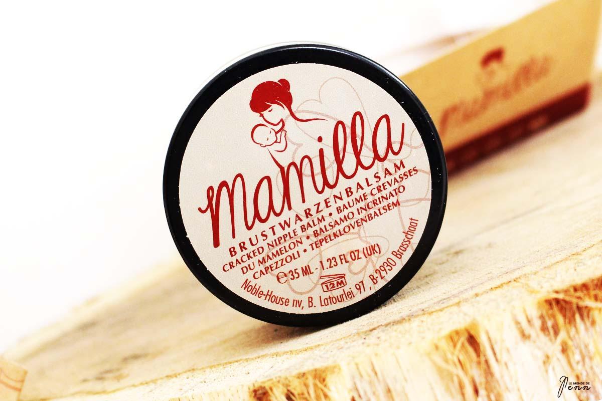 Mamilla, le baume anti-crevasse pour un allaitement sans douleur ?