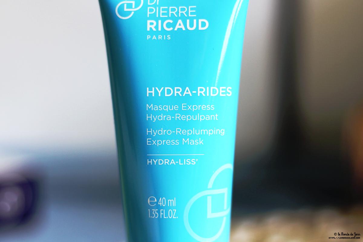 Que valent les soins Hydra-rides de Dr Pierre Ricaud ?