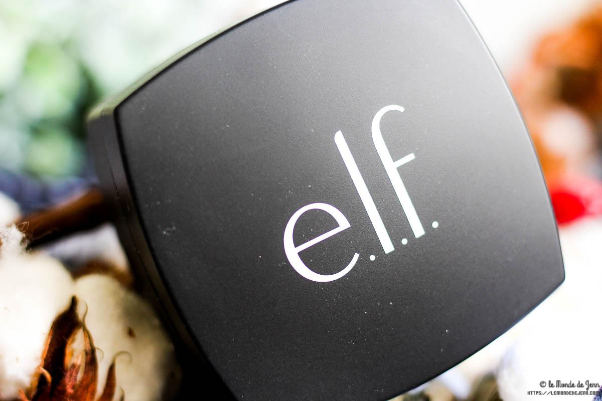 Faut il craquer pour la poudre haute définition Corrective Yellow de ELF ?