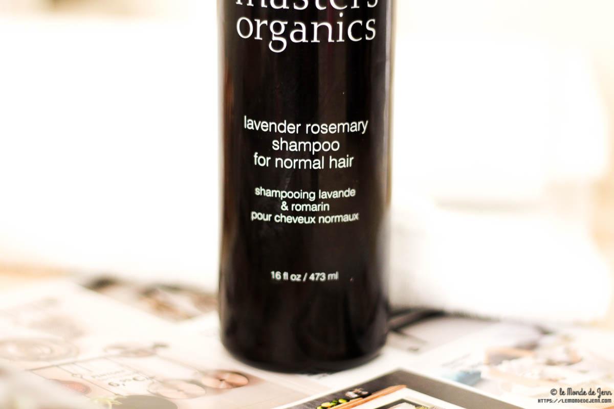 Shampoing lavande et romarin, John Masters Organics : LE shampoing parfait !