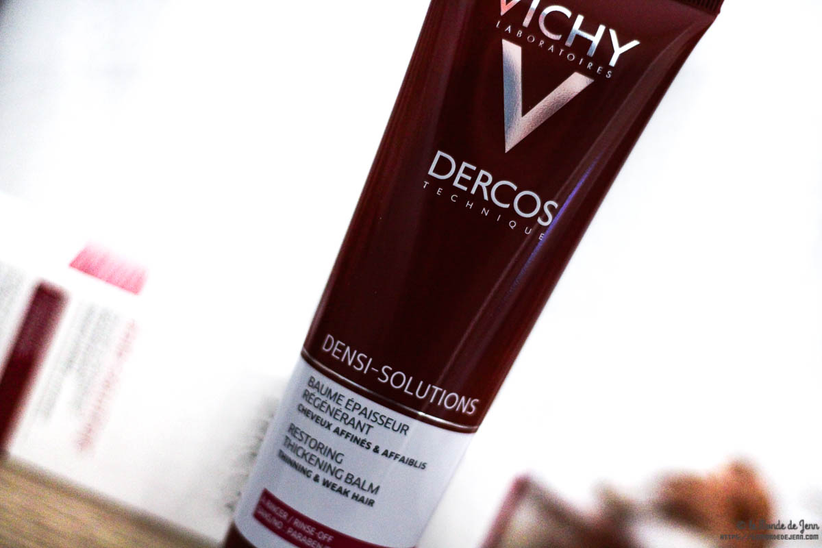 Dercos Vichy : créateur de masse capillaire ?