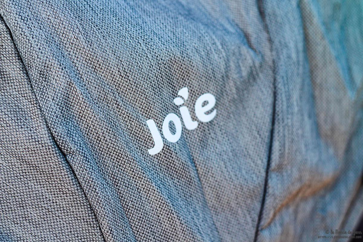 Test de la nouvelle poussette Pact de Joie Baby