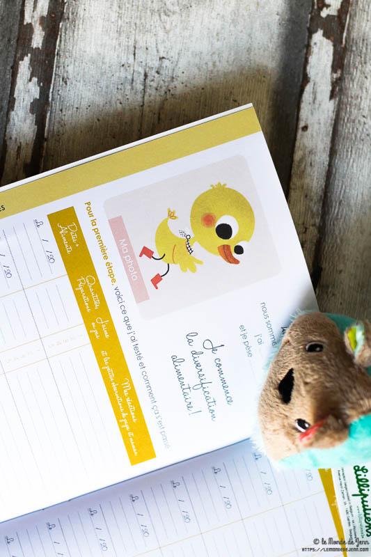 Babynote : les petits carnets pour le suivi de bébé à emporter partout
