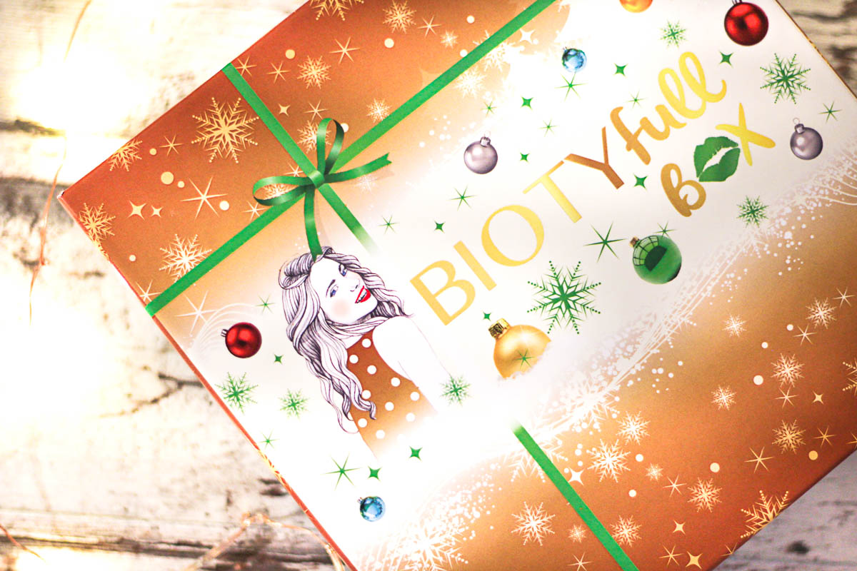 BIOTYfull Box Décembre 2017 La Merveilleuse