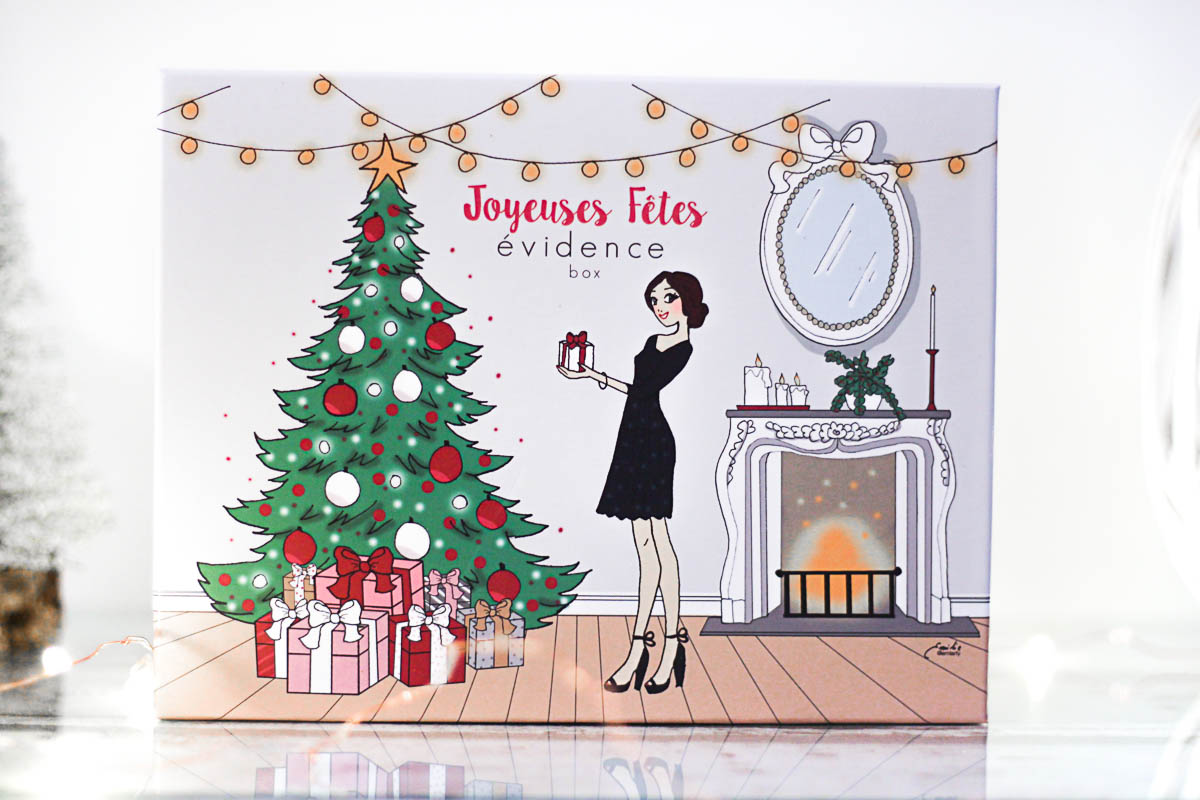 Box Évidence de Décembre : le contenu est-il aussi féerique que cette fin d'année ?