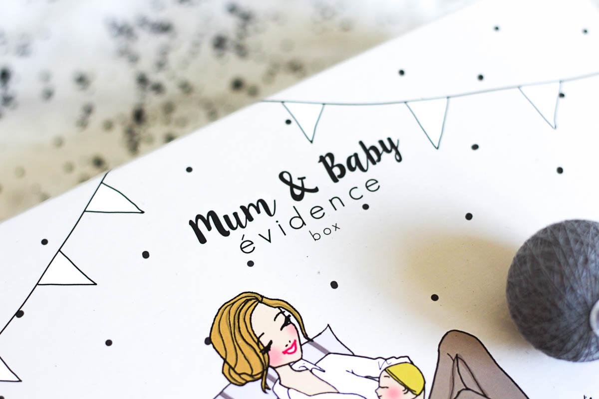 Mum and Baby : édition limitée Box Évidence