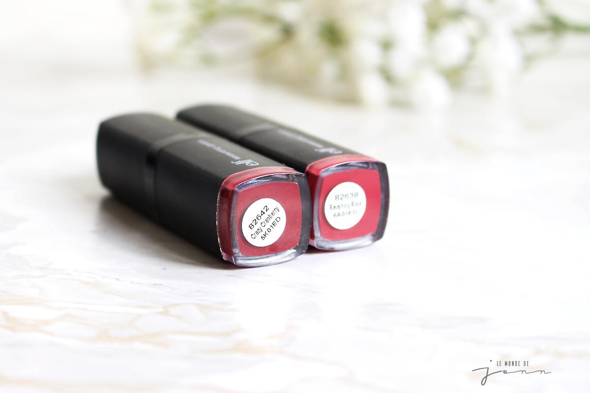 Un rouge à lèvres, hydratant, intensément pigmenté et longue tenue, c'est possible ?