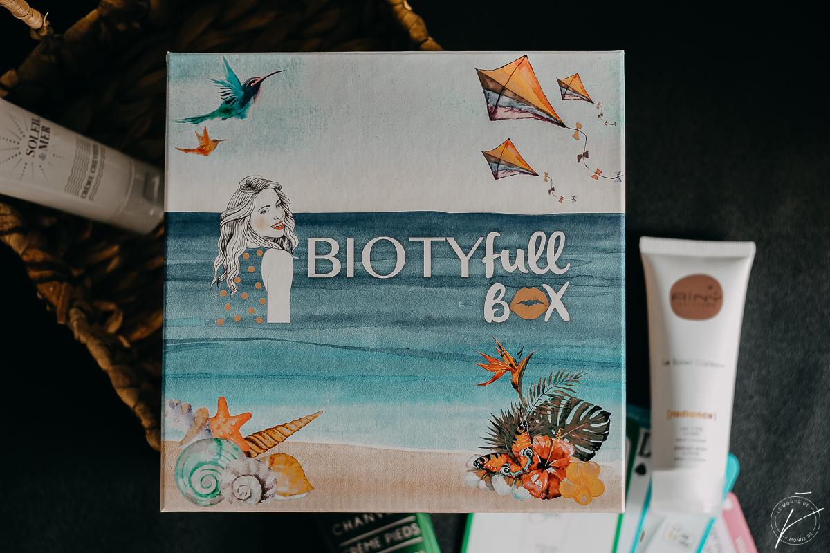 Biotyfull Box Août 2018 : La Protégée