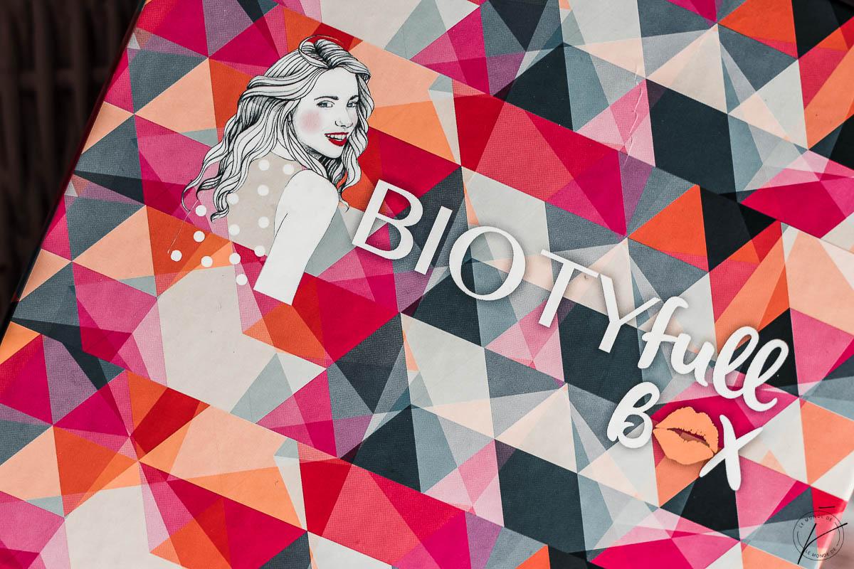 Biotyfull Box Avril 2018 : la Parfaite