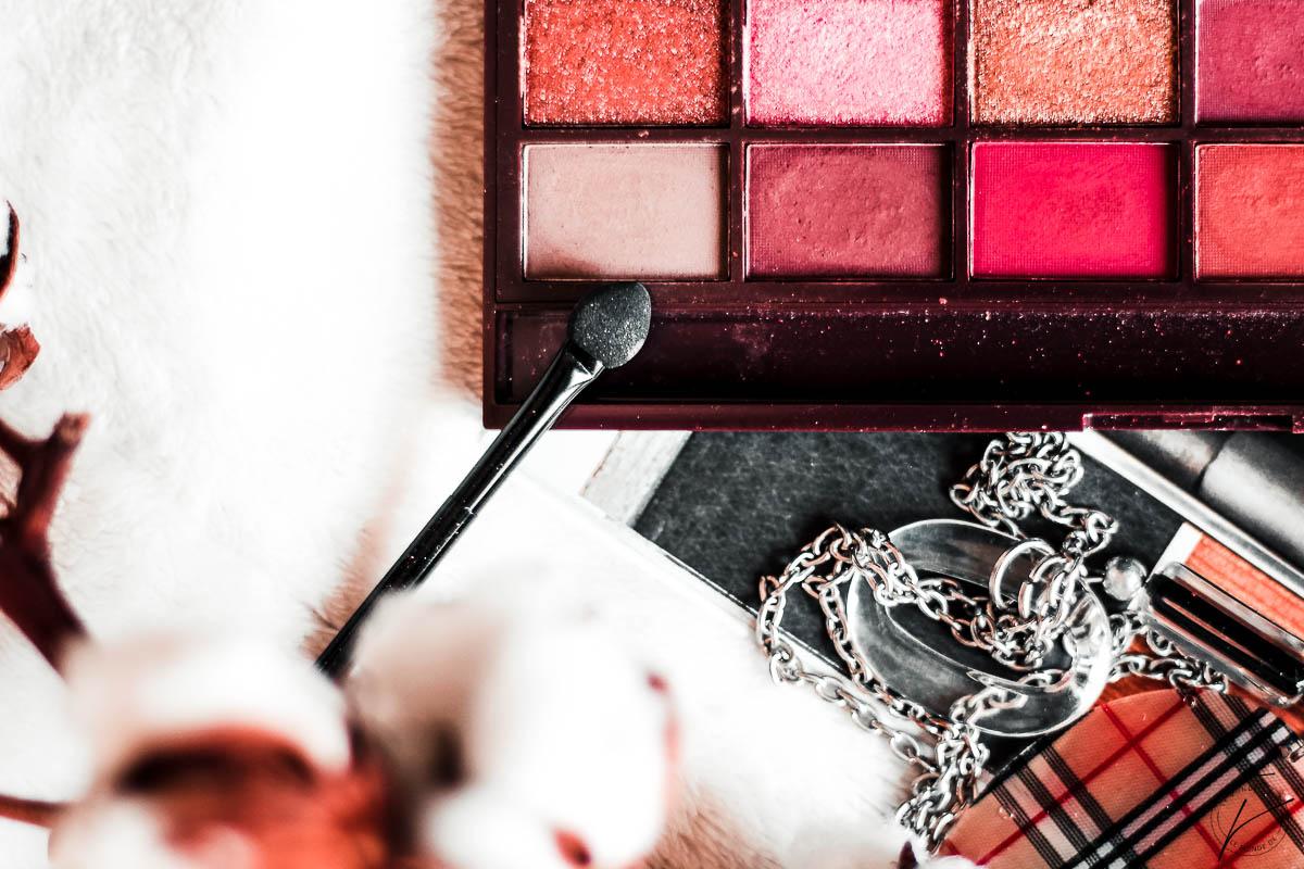 La palette Chocolate Rose Gold version I Heart Makeup, mon avis