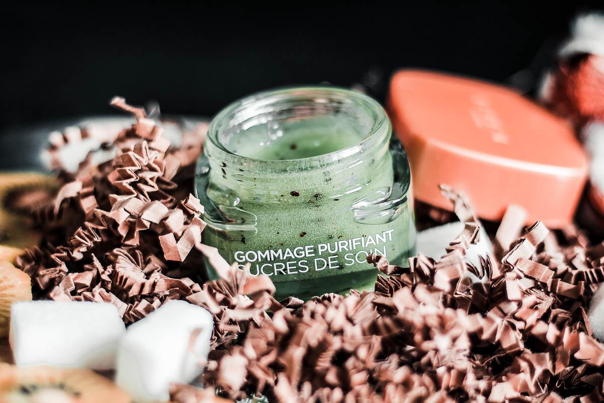 Les gommages au sucre de L'Oréal, aussi gourmands qu'efficaces ?