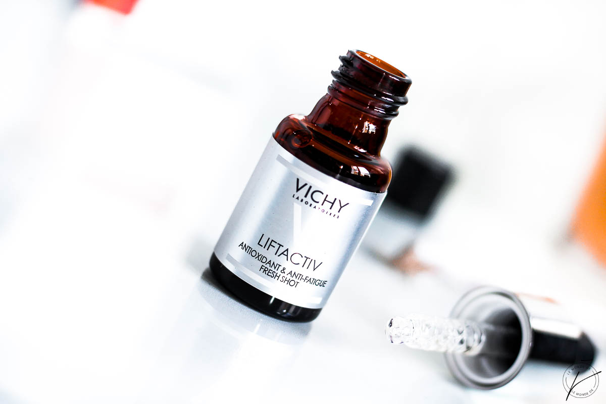 Cure anti-oxydante et anti-fatigue Liftactiv de Vichy