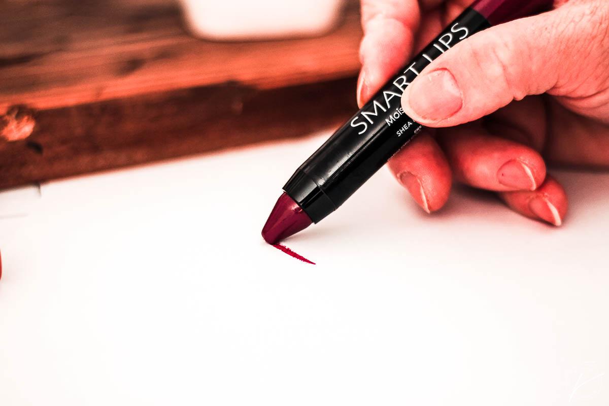 Smart Lips Moisturising Lipstick de Golden Rose : mon avis