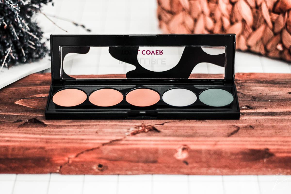 Que vaut la Palette Infaillible Total Cover de L'Oréal ?