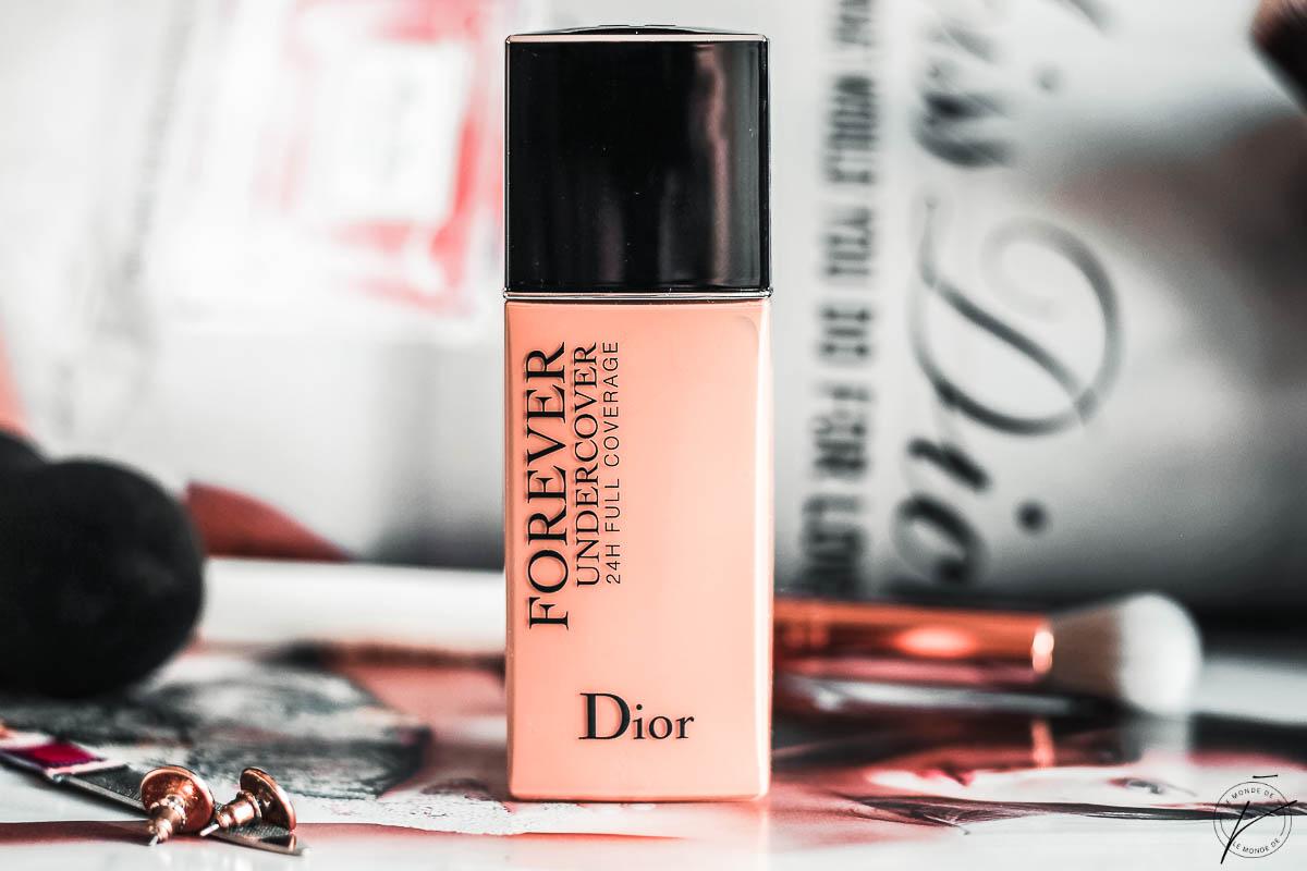 Diorskin Forever Undercover : le fond de teint camouflage au fini seconde peau ?