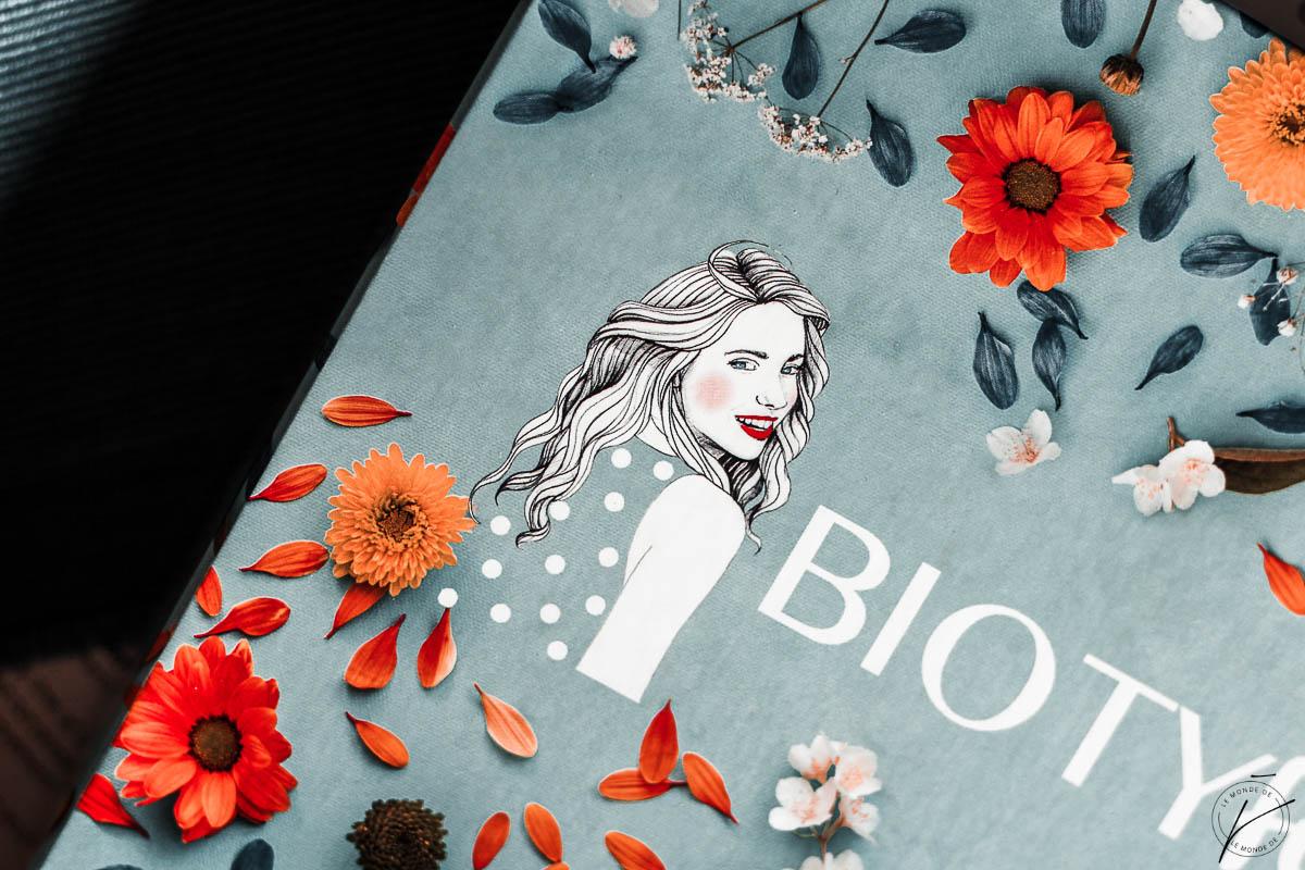 Biotyfull Box Mai 2018 : la flamboyante