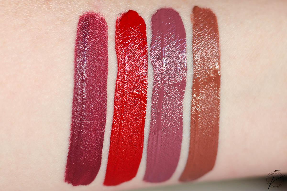 Longstay Liquid Matte Lipstick Golden Rose : le rouge à lèvres parfait !