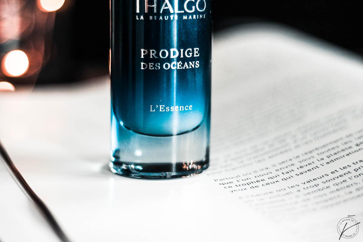 L'Essence Prodige des océans de Thalgo, vaut-elle son prix ?