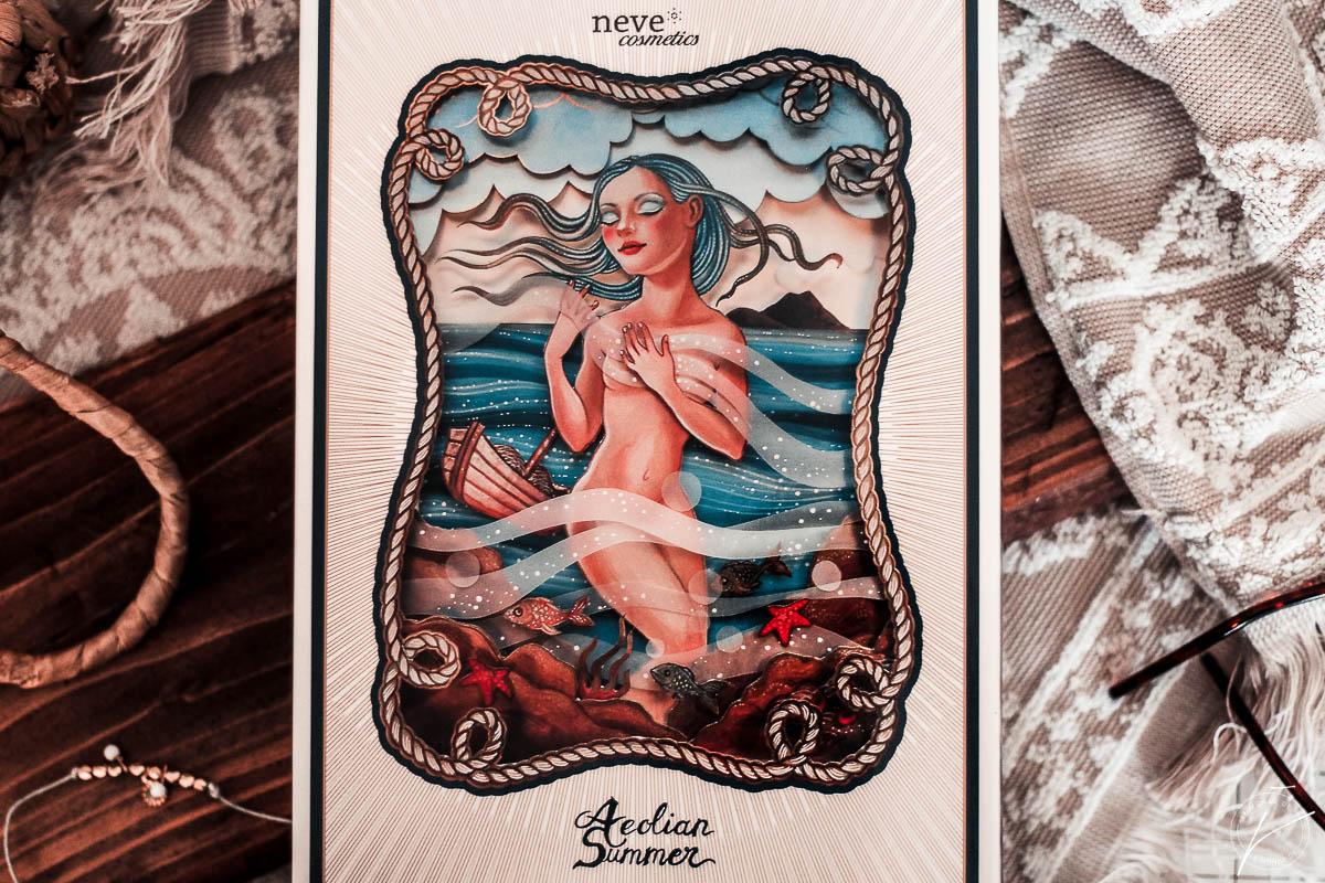 Aeolian Summer de Neve Cosmetics