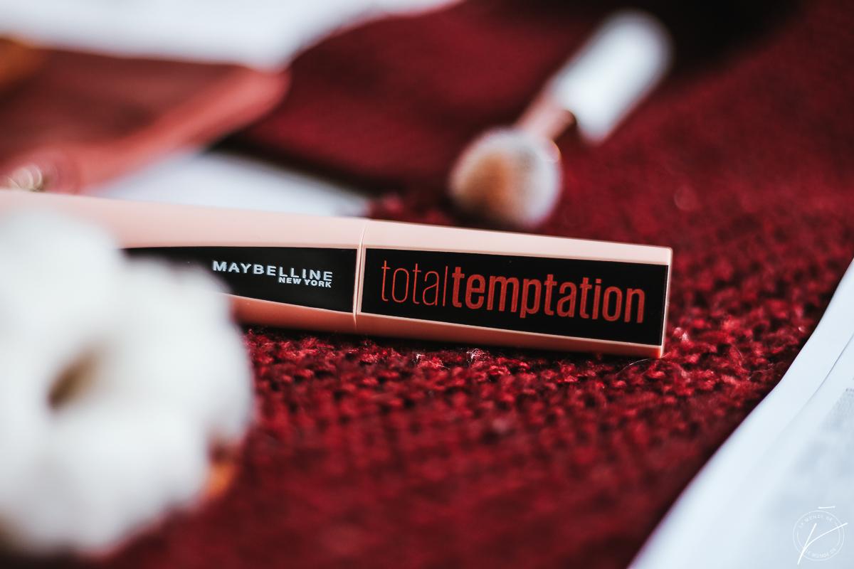 Collection Total Temptation de Maybelline, mon avis