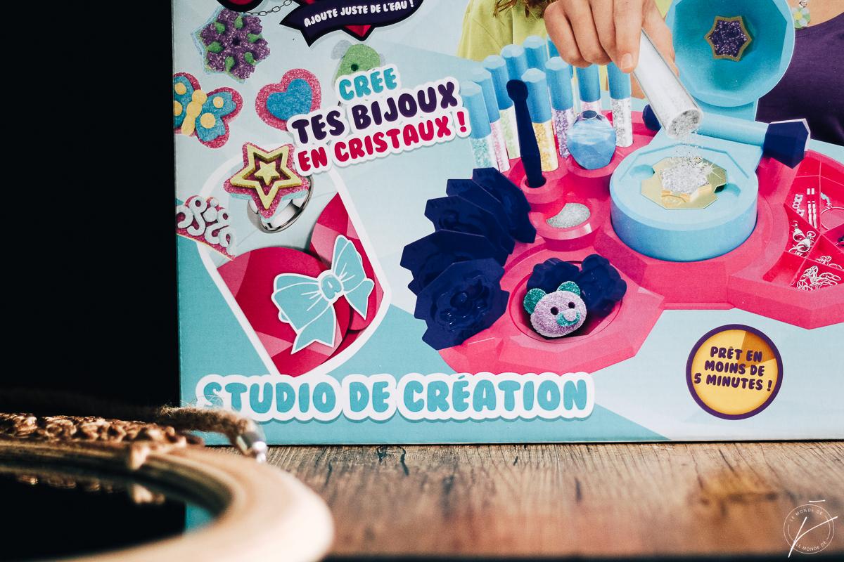 Studio de création Aqua Crystals de Dujardin, mon avis (Idée Cadeau Vol 2.)