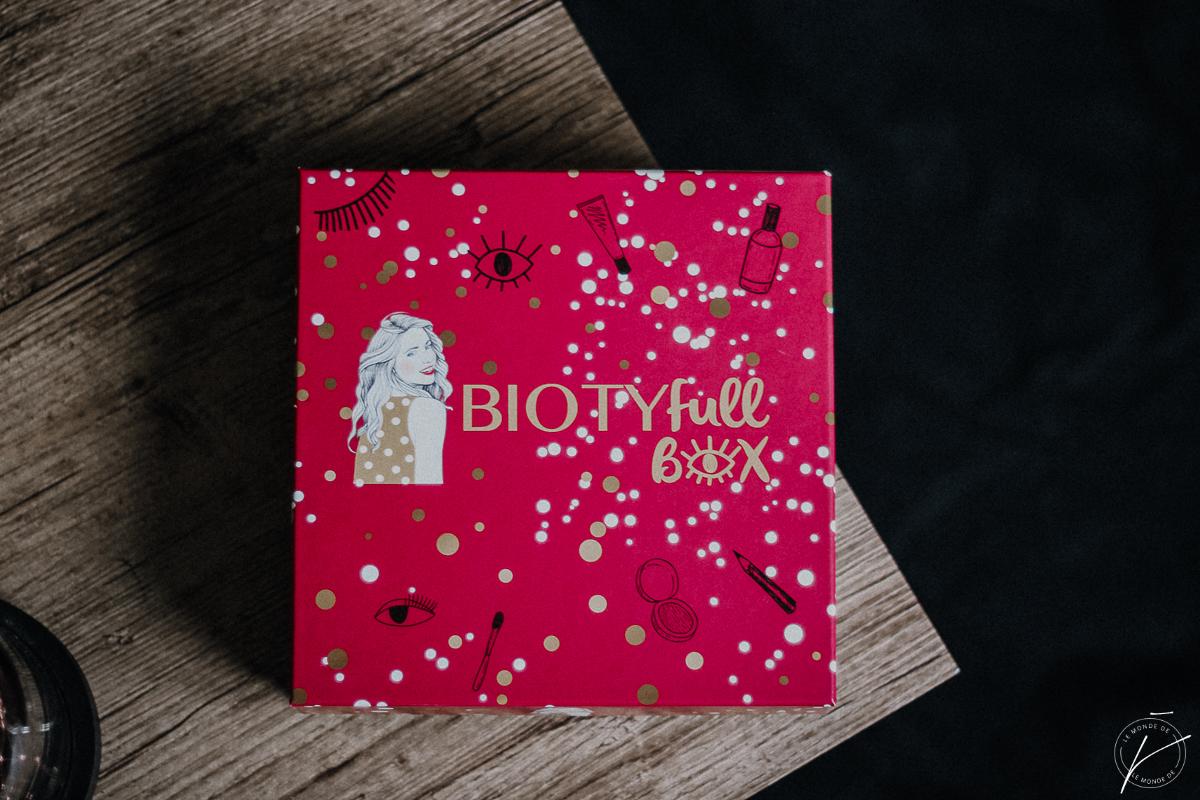 Biotyfull Box Novembre 2018 : L'Émerveillée