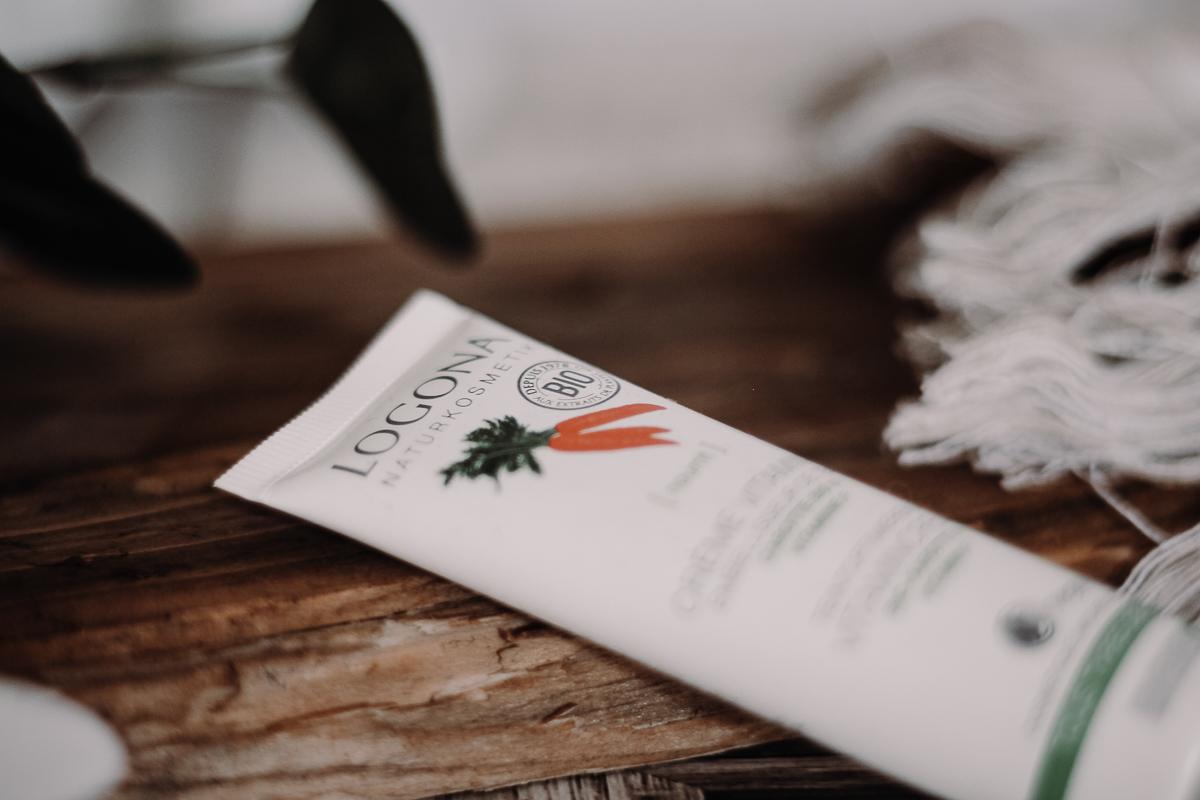Crème vitaminée embellisseur de teint de Logona, mon avis