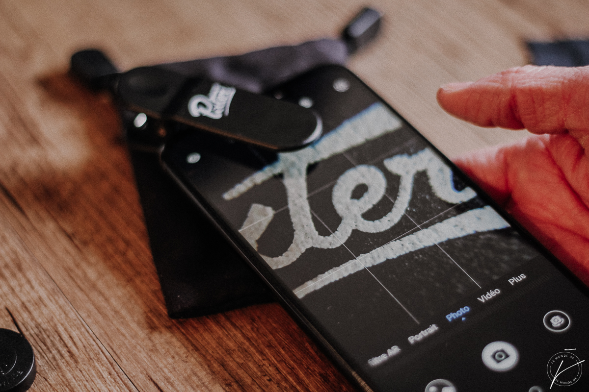 Objectifs pour smartphone Pixter, mon test et avis