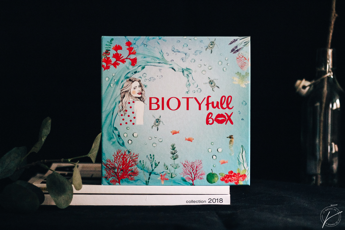 Biotyfull Box Octobre 2018 : L'Eauthentique