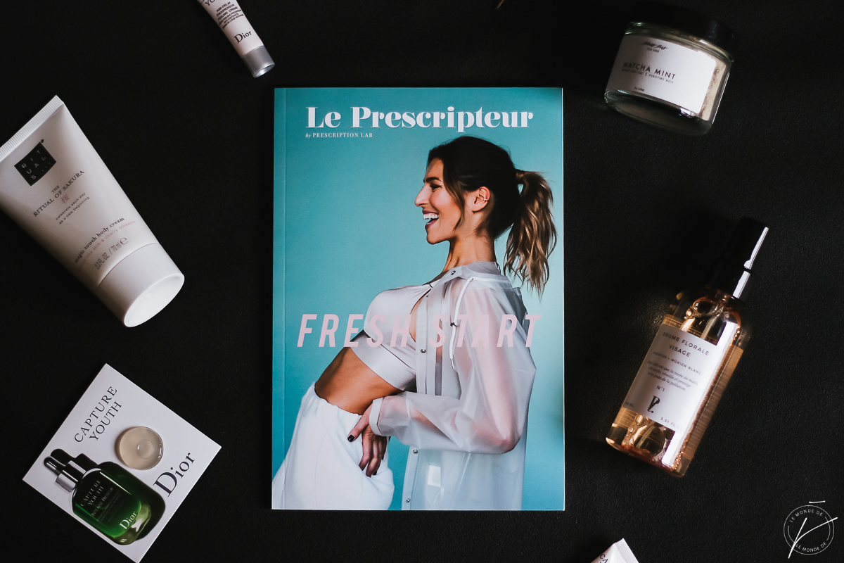 Prescription Lab Janvier 2019