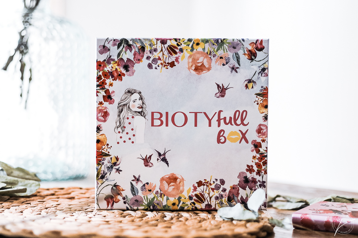 Biotyfull Box Mars 2019 : L'Indispensable