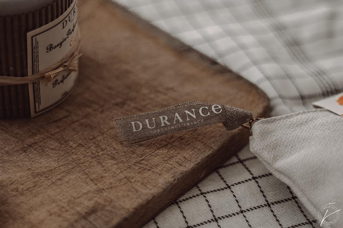 Ambiance Coquelicot avec Durance