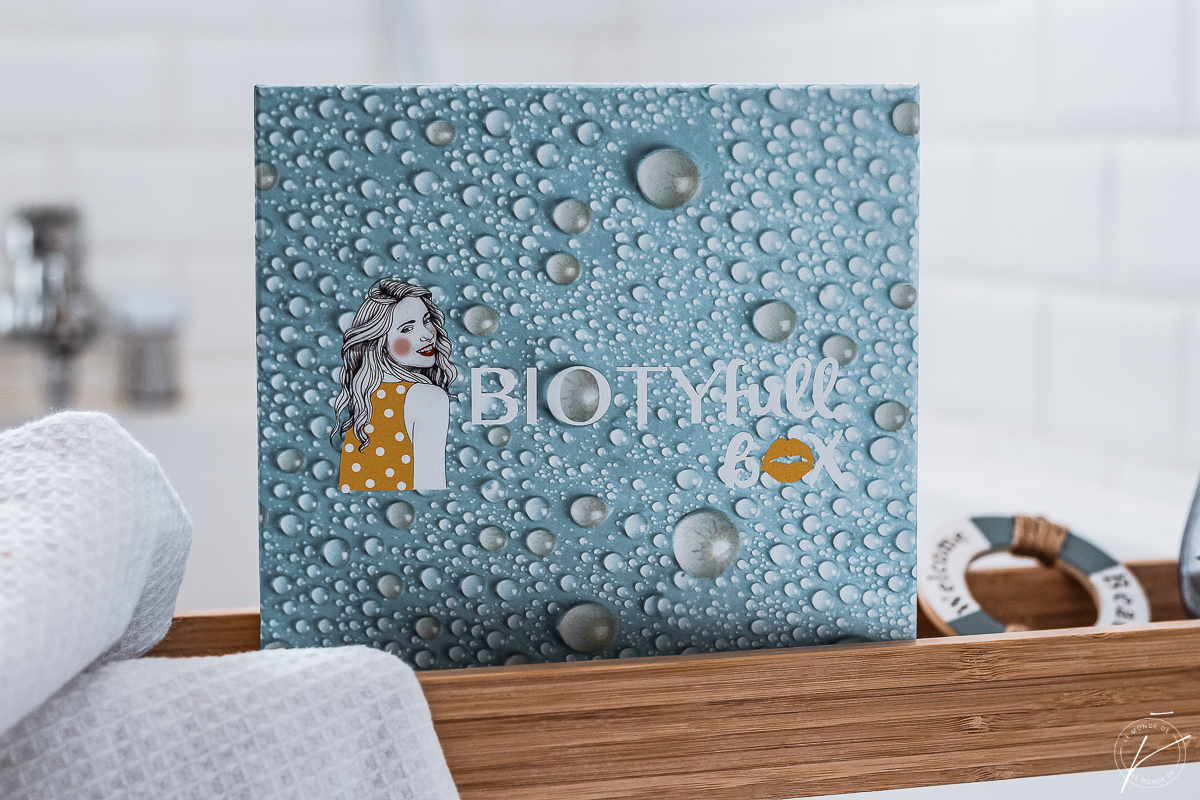 Biotyfull Box Juillet 2019 : la Waterproof