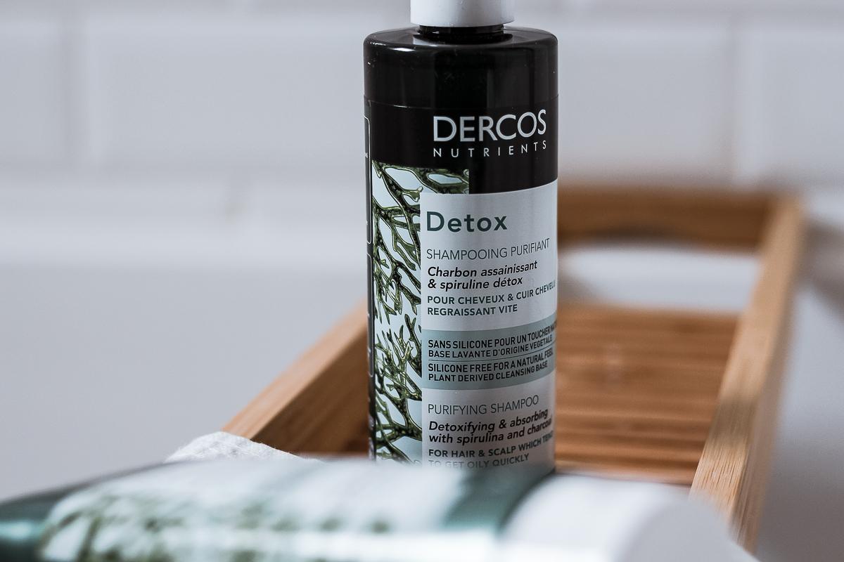 Cure Detox Dercos Nutrients, par VICHY
