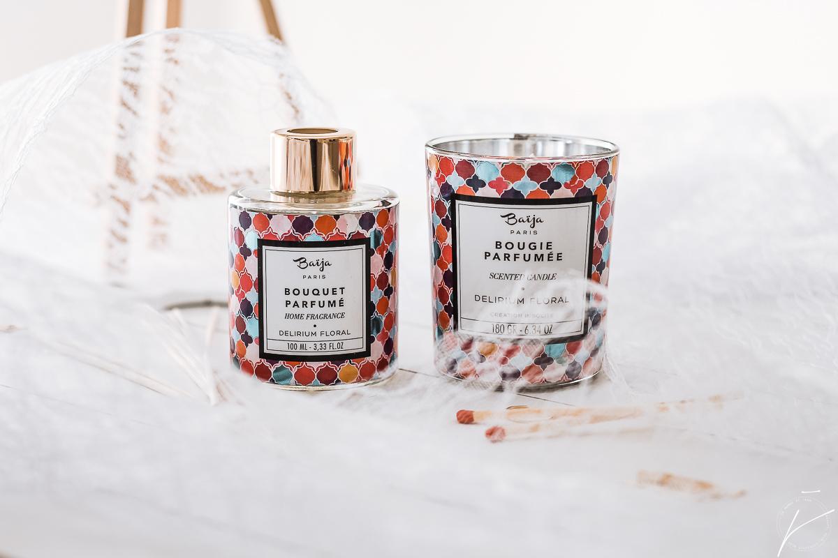 Delirium Floral, la nouvelle senteur insolite de Baïja