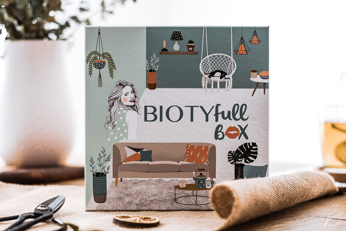 Biotyfull Box Mai 2019 : La Hygge