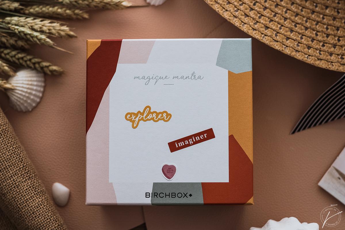 Birchbox Mai 2019 : Magique Mantra
