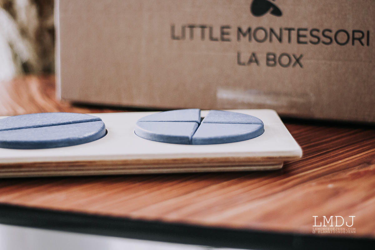 La box Little Montessori