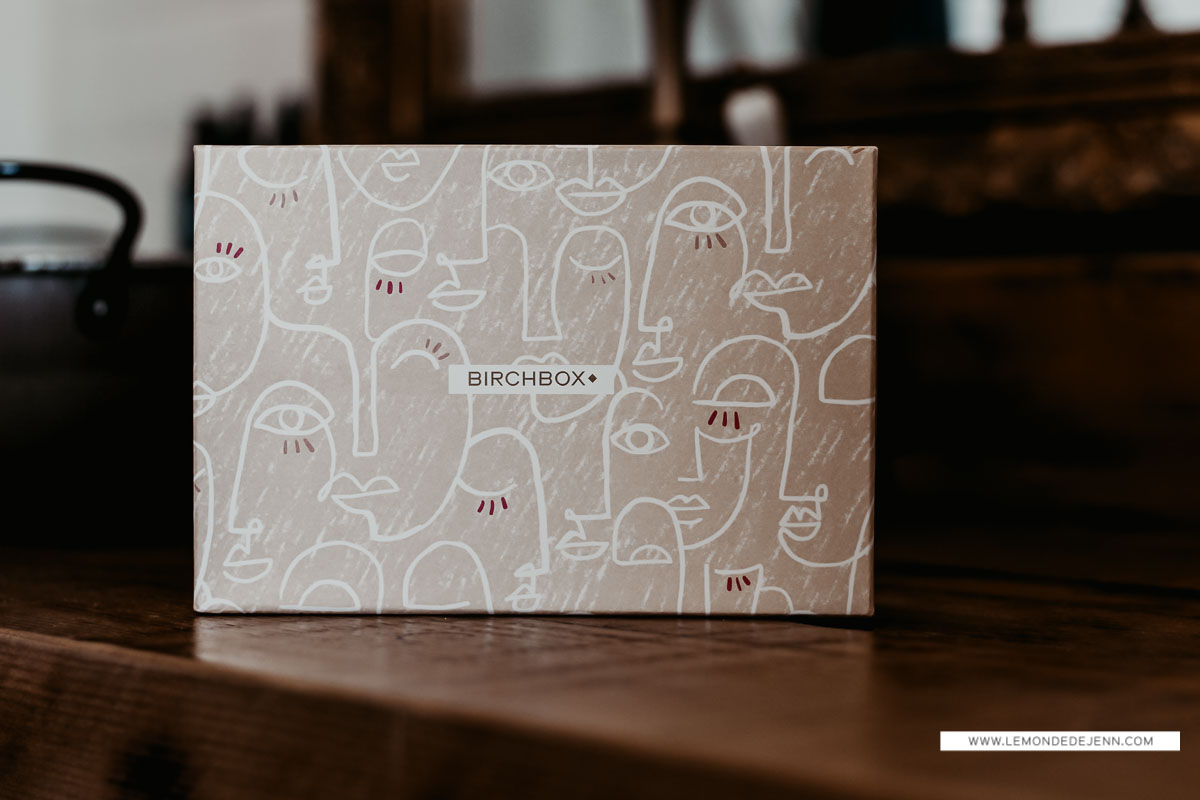 Birchbox Septembre 2020, En Coulisses