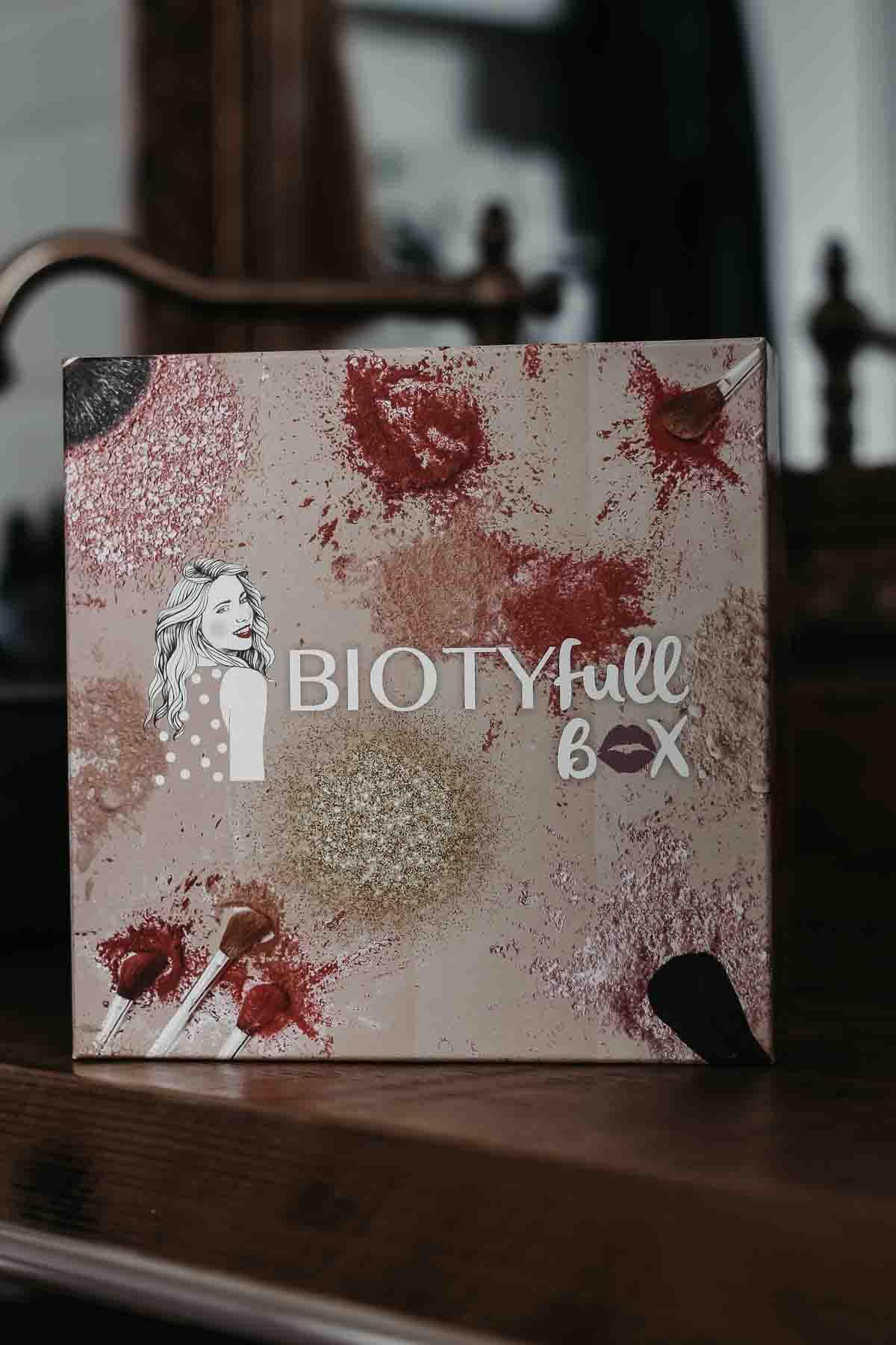 Biotyfull Box octobre 2020 : Teint Parfait