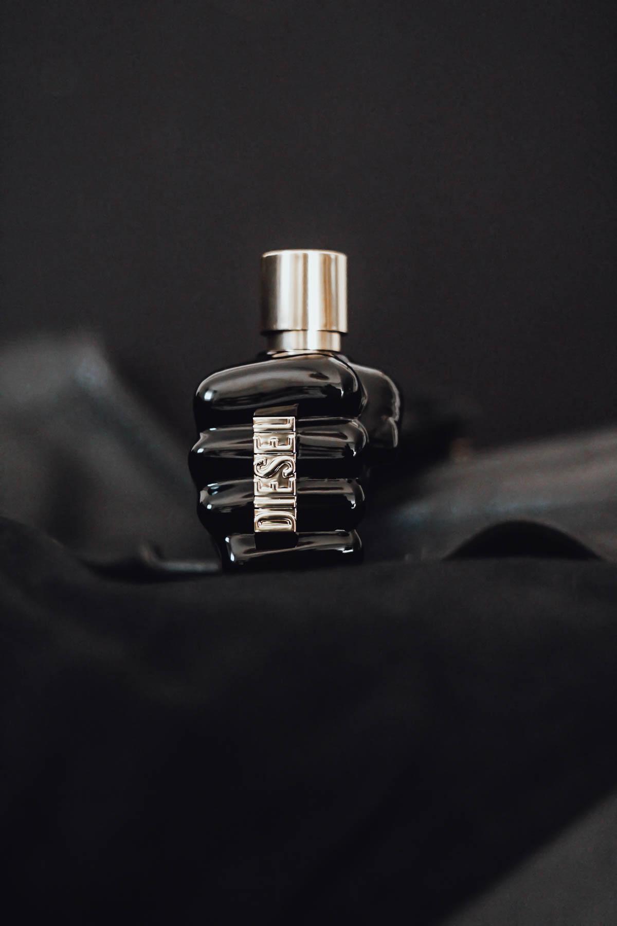 L'Eau de toilette Spirit of The Brave de Diesel (avec Tendance Parfums)